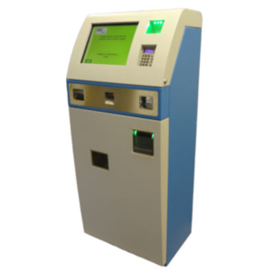 borne de paiement compact CPK
