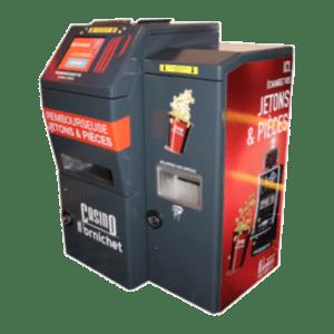 Automate dépôts de pièces casino ECD20-R