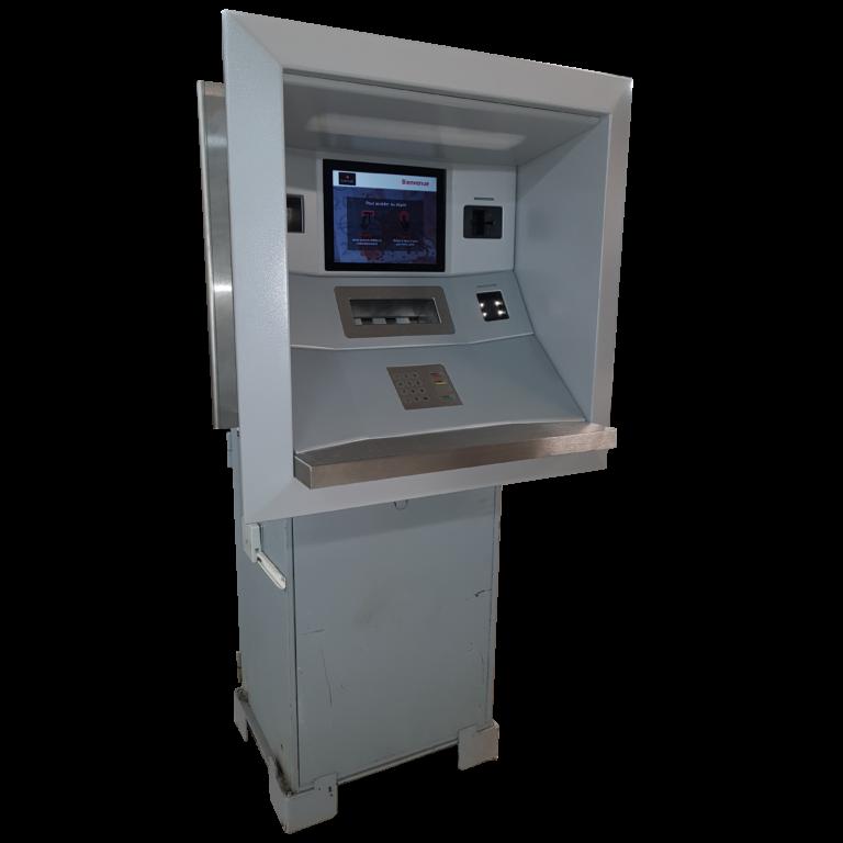 EDV Automate de dépôts d'enveloppes