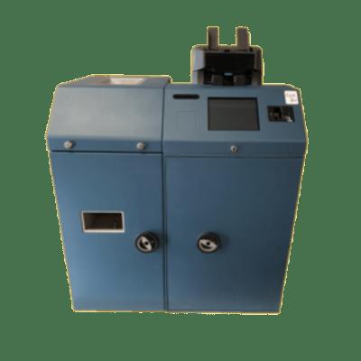 Automate de dépôts d'espèces FDB pièces