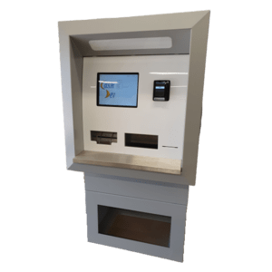 Automates de retraits de pièces et de billets SRD