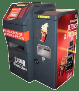 Casino Redemption System Easy Cash Deposit 20-R