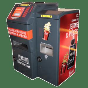 Automates en libre-service casinos ECD20-R Système de dépôt casinos